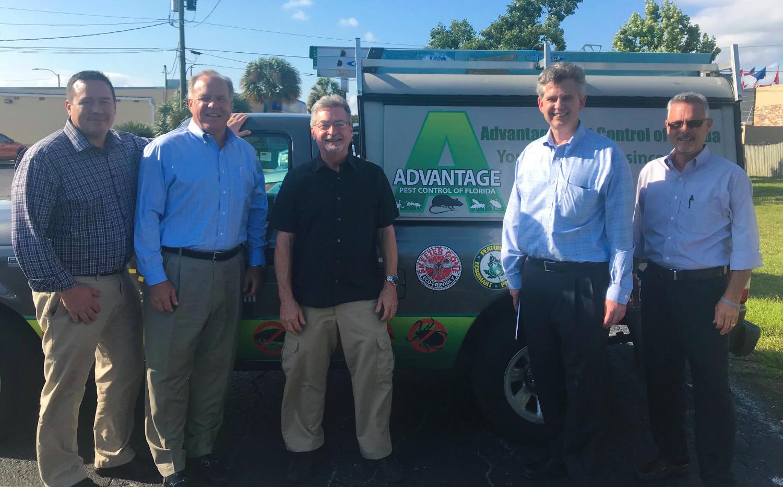 Arrow Exterminators Parent Company Of Hughes Exterminators Announces The Strategic Acquisition Of Advantage Pest Control Of Fl In Pinellas Park Fl