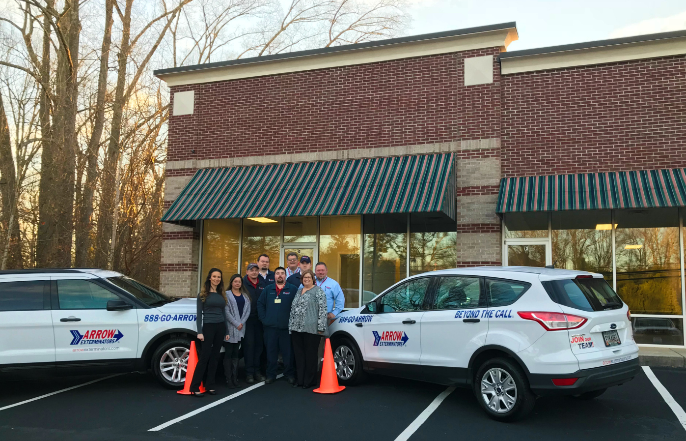 Arrow Exterminators Opens New Service Center in Buford, Georgia